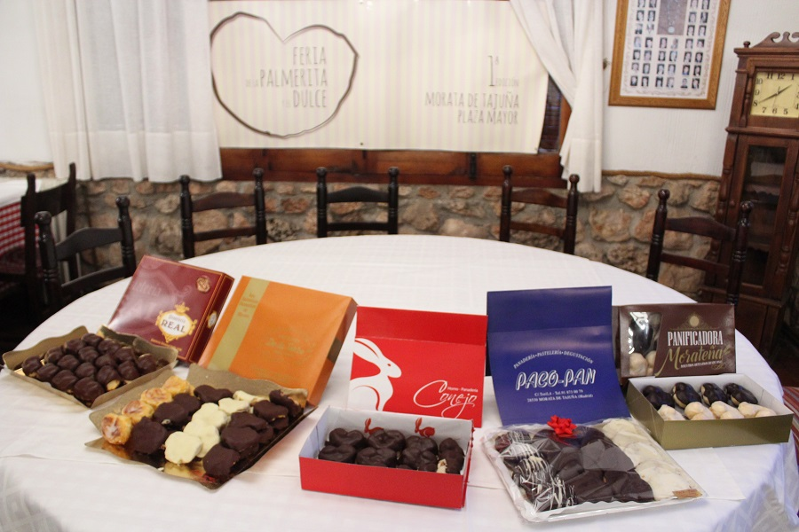 Vuelve La Feria Para Los Amantes Del Chocolate La Feria De La Palmerita De Morata